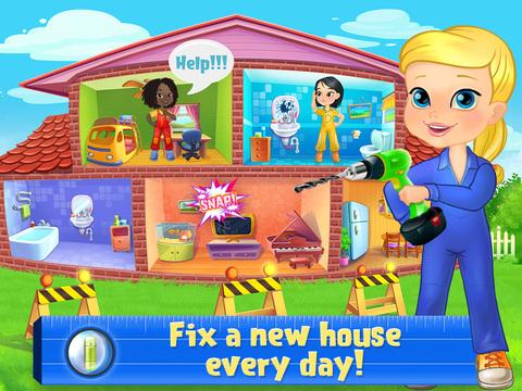 Fix It Girls - House Makeover screenshot 9