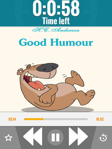 H.C. Andersen: Good Humour - náhled