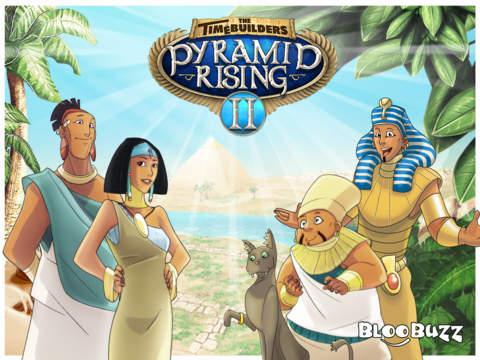 The Timebuilders: Pyramid Rising 2 screenshot 6