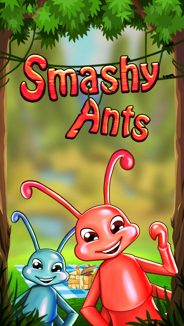 Smashy Ants - Tap, Smash & Kill screenshot 1