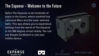 Expanse VR screenshot 1