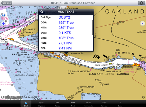 iNavX: Marine Navigation screenshot 9