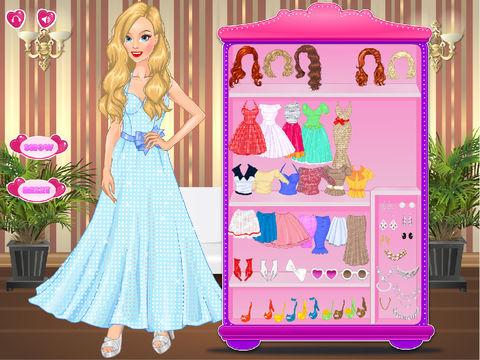 Retro Fashion Girl screenshot 8