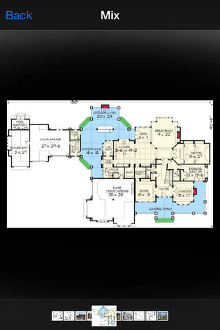 Craftsman - House Plans Ideas - náhled