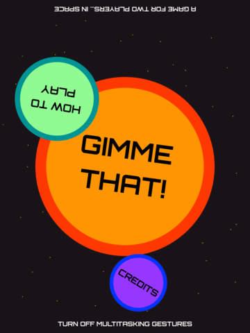GimmeThat - náhled