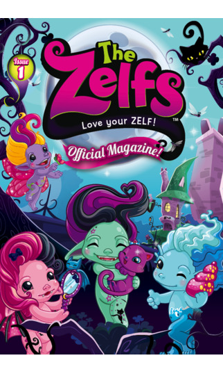 The Zelfs Official Magazine - Love Your Zelf! screenshot 1