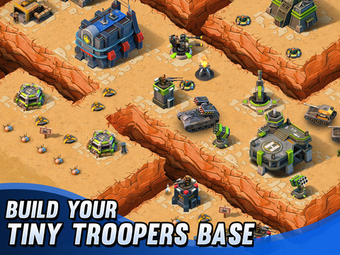 Tiny Troopers: Alliance screenshot 8