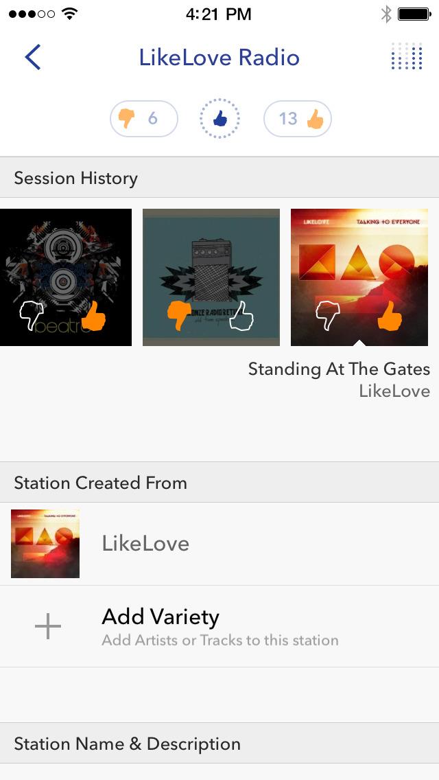 Pandora: Music & Podcasts screenshot 3