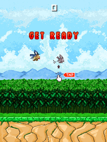 ` Action of Flying Monkey and Baby Bird  FREE screenshot 5