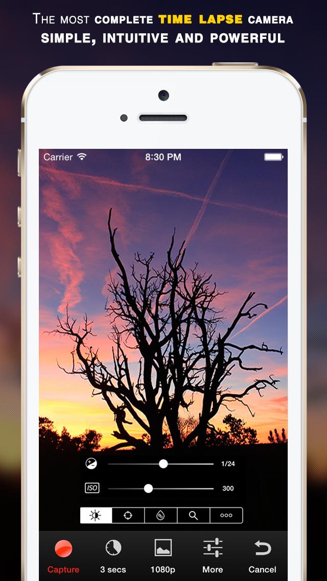 Lapse It Pro screenshot 1