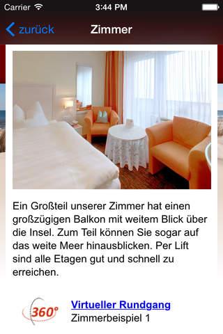 Strandhotel Wietjes Baltrum - náhled