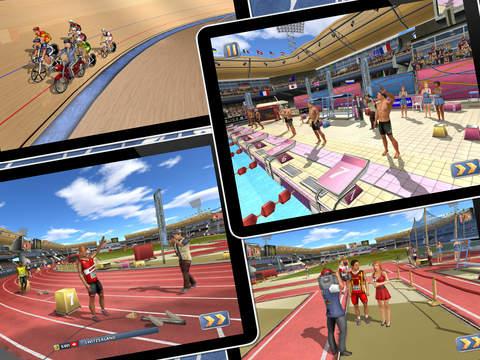 Athletics 2: Summer Sports screenshot 9