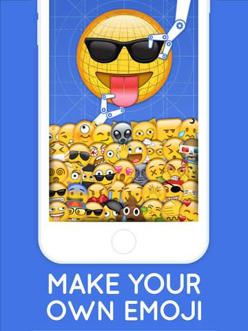 i Made Emoji - create your own custom emoji sticker or avatar screenshot 6