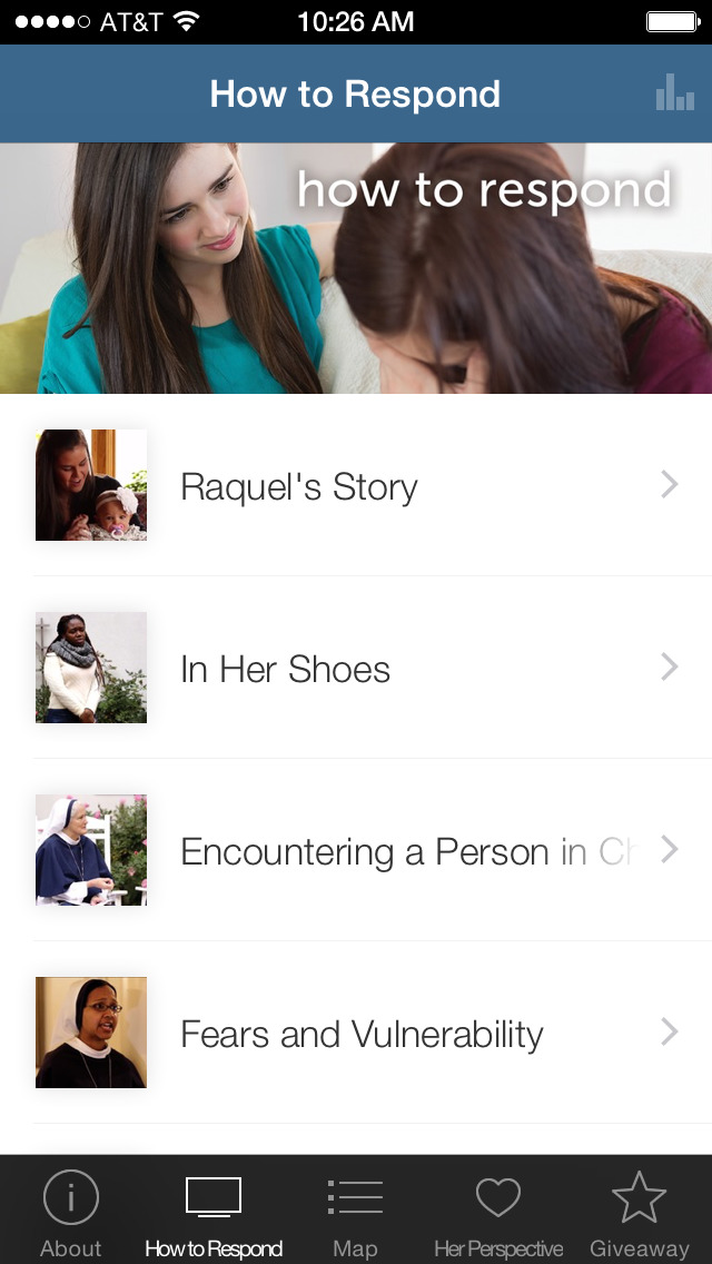 The Life App screenshot 2