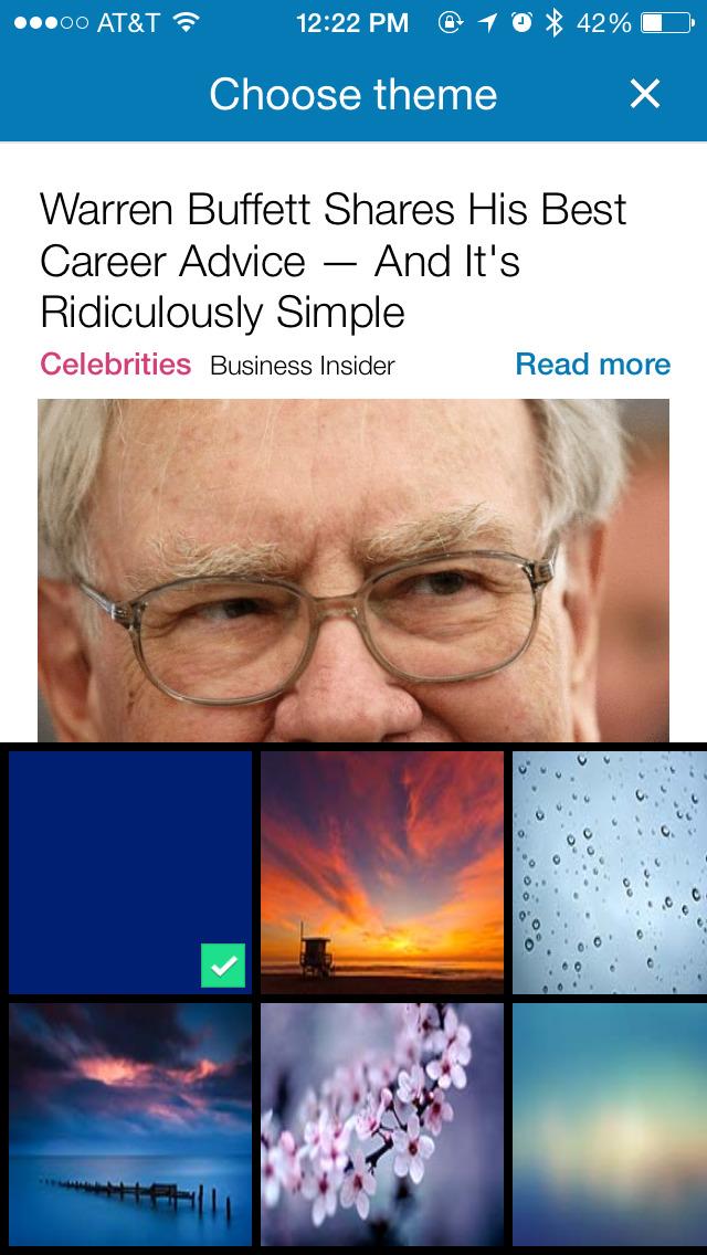AT&T Live screenshot 2