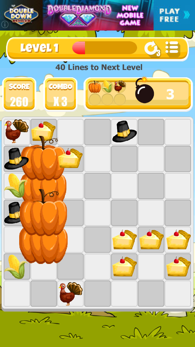 A Thanksgiving Match Game screenshot 4