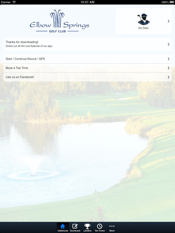 Elbow Springs Golf Club screenshot 7