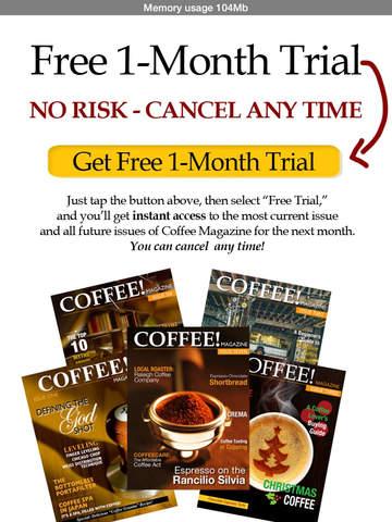 Coffee & Espresso Magazine - Your Home Coffee Shop screenshot 8
