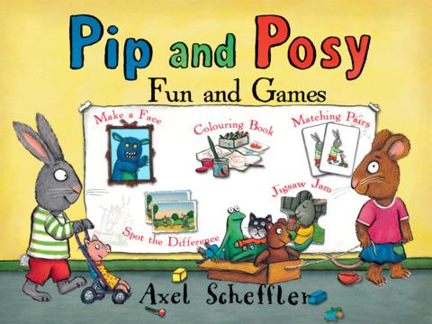 Pip and Posy: Fun and Games screenshot 6