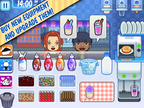 My Ice Cream Truck - Make and Sell Sweet Frozen Desserts screenshot #3