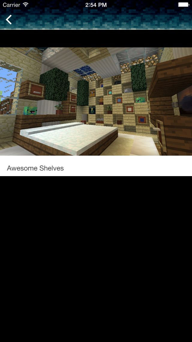 Furniture Mod - Guide for Minecraft screenshot 2