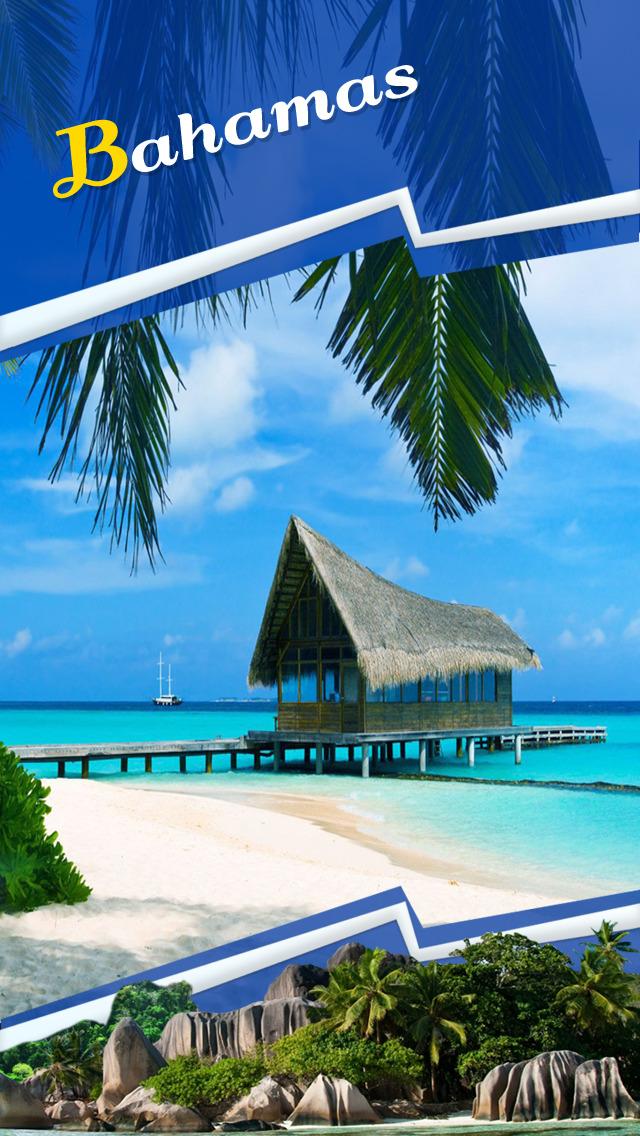 Bahamas Offline Tourism Guide screenshot 1