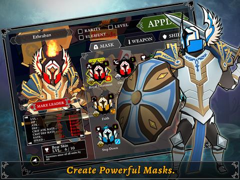 Masters of the Masks screenshot 9