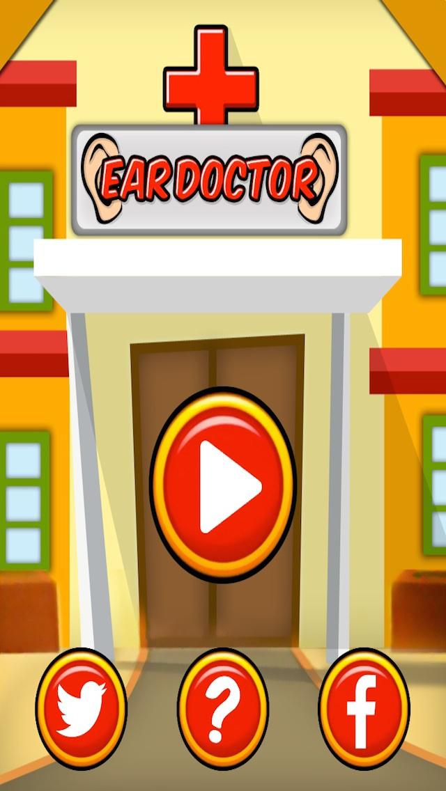 Ear Doctor For Kids Free screenshot 1