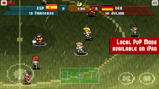 Pixel Cup Soccer screenshot 3