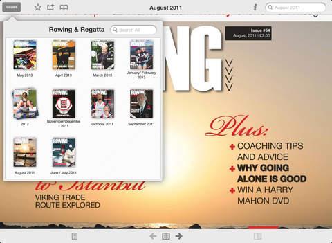 Rowing & Regatta screenshot #4