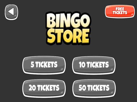 Best Bingo Game - Multi-Player Edition screenshot 8
