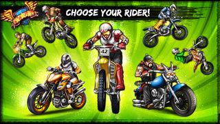 Bike Rivals screenshot #4