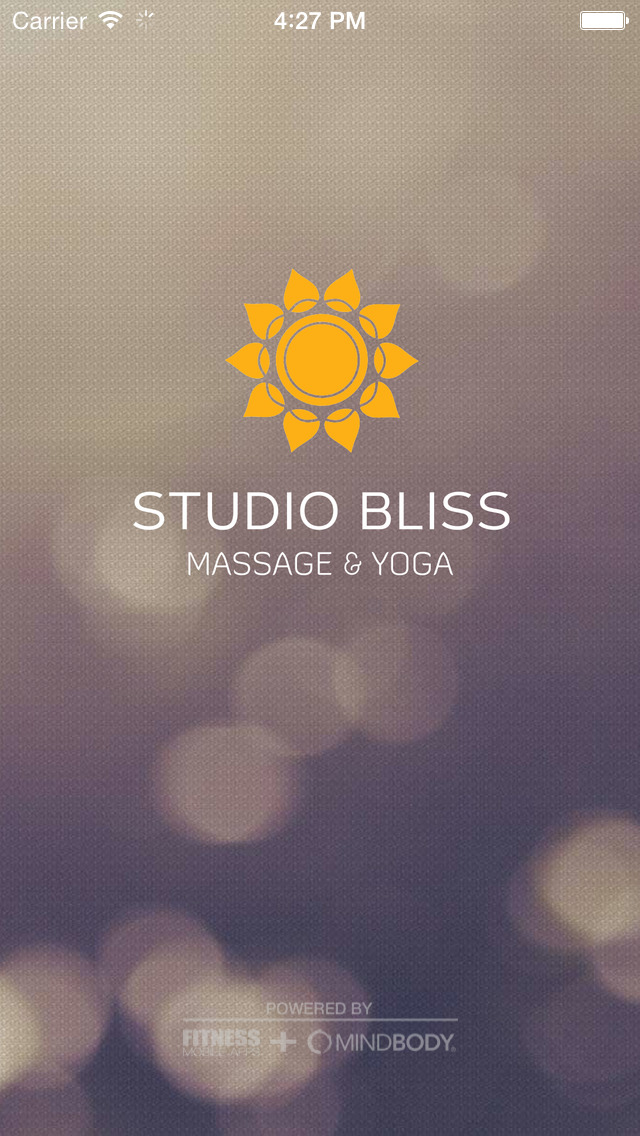 Studio Bliss Massage & Yoga screenshot #1
