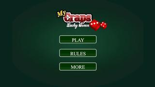 My Craps Lucky Seven screenshot 3