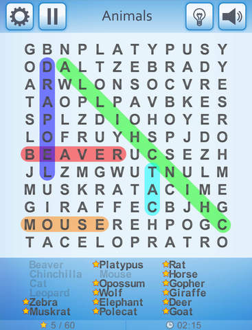 Word Games: screenshot 6
