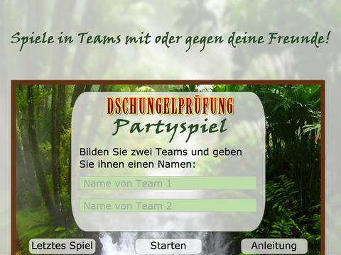 Dschungelcamp Partyspiel 2016 screenshot 7