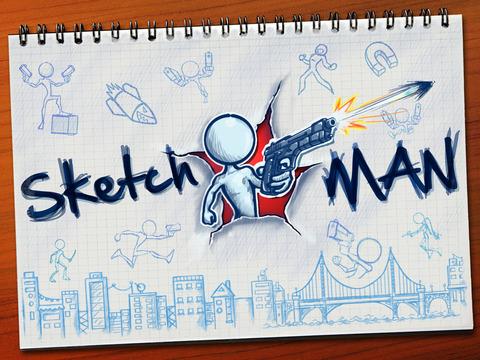Sketchman for iPad screenshot 2