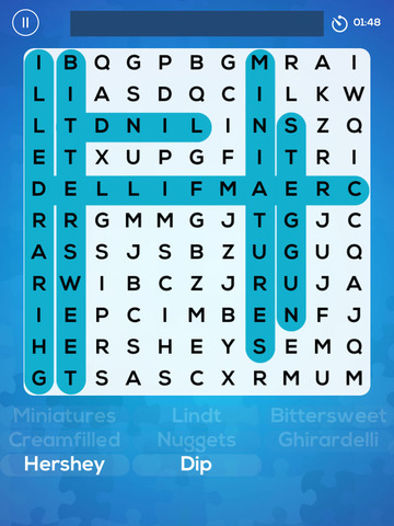 Word Search Fun - Free Word Puzzle Game screenshot 5