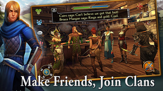 Celtic Heroes 3D MMO screenshot 4