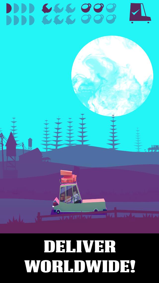 Lumo Deliveries screenshot 2