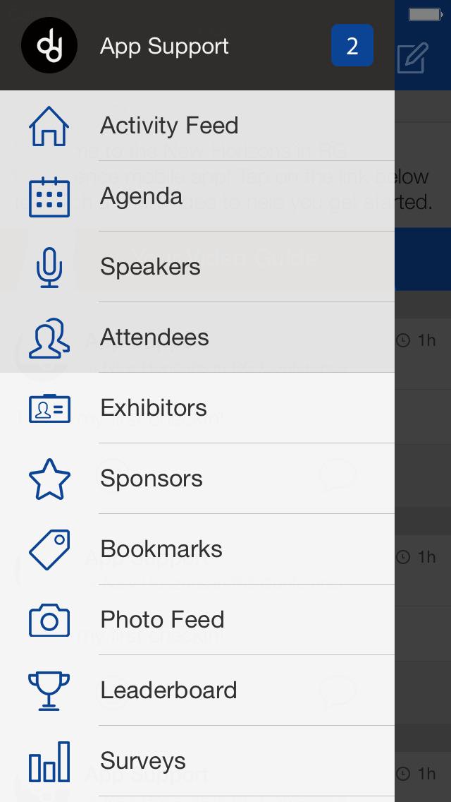 ACI-NA Conferences screenshot 2
