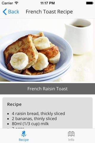 French Toast Recipe Easy - náhled