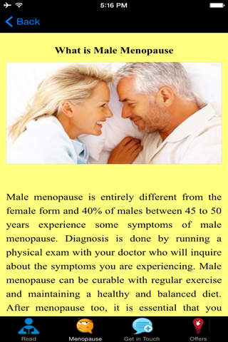 Symptoms Of Male Menopause - Quick Guide - náhled