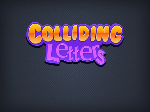 Colliding Letters screenshot 4
