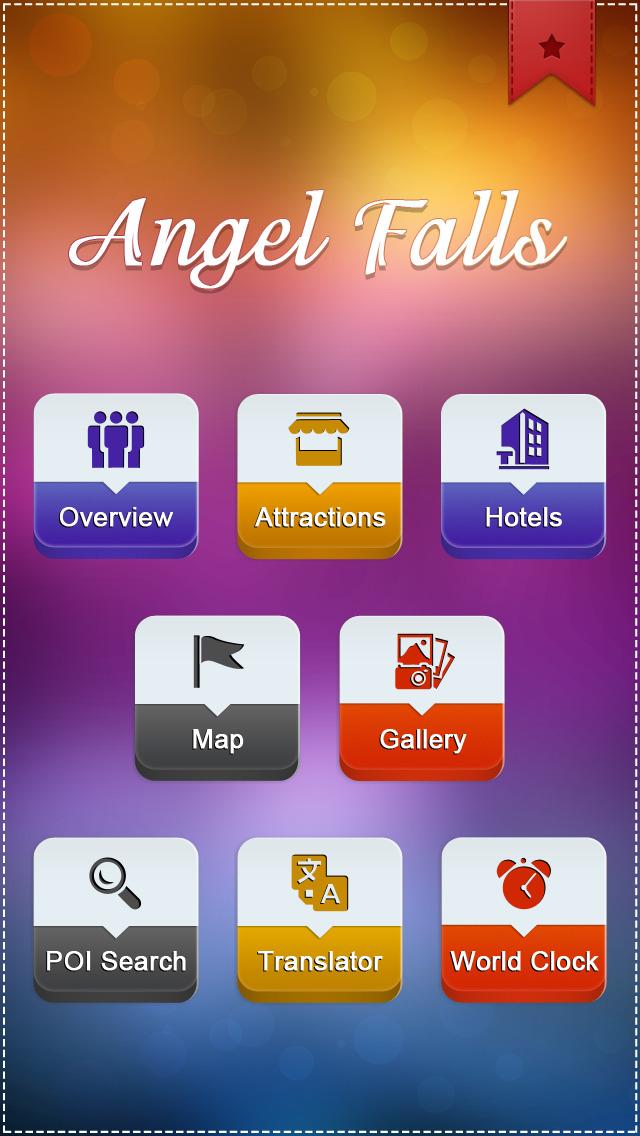 Angel Falls screenshot 2