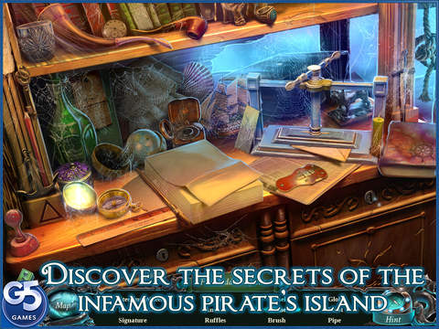 Nightmares from the Deep™: Davy Jones, Collector's Edition HD (Full) screenshot 3