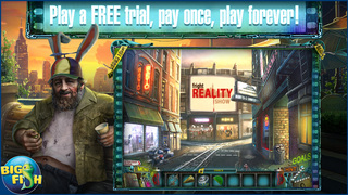 Reality Show: Fatal Shot - A Hidden Object Detective Game screenshot 1