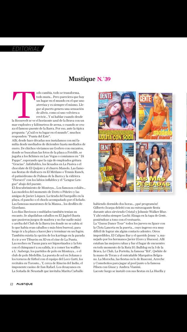 Mustique screenshot 4