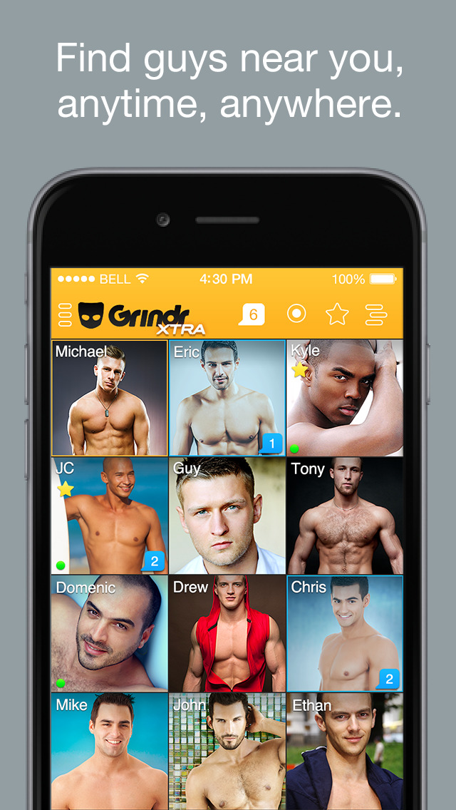 Anonymous gay chat app