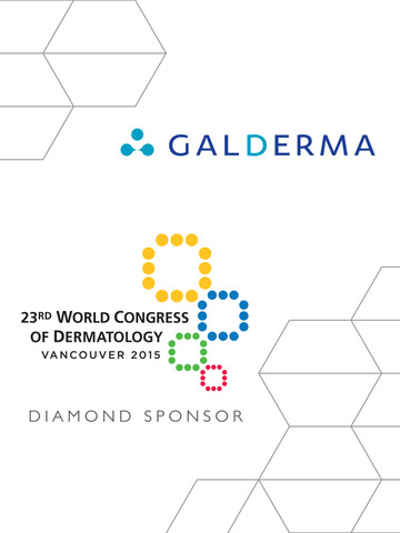 Galderma WCD 2015 screenshot 3